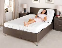 relax with Adjustable Bed